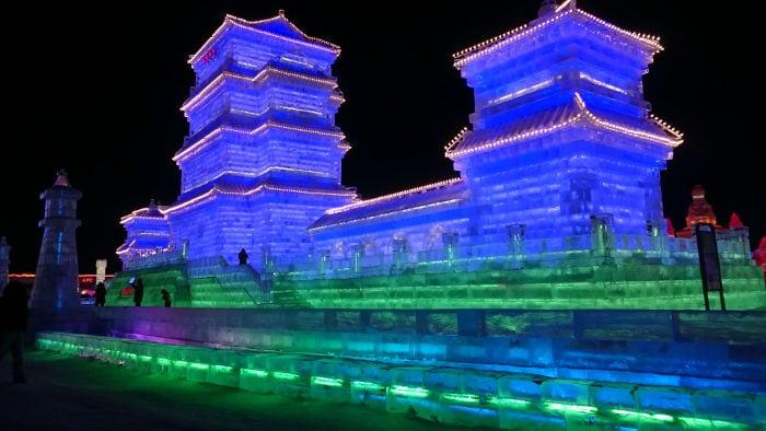 Festival delle Sculture di Ghiaccio e Neve di Harbin