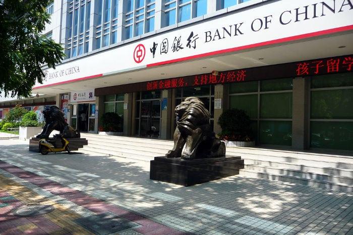 Banca cinese
