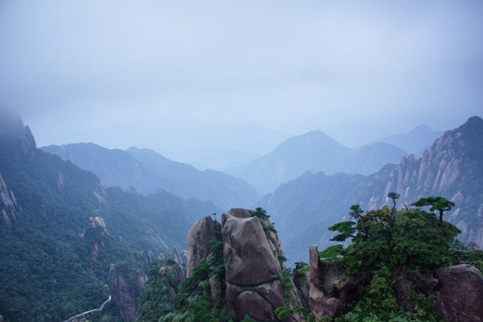 Monte Monte San Qing Shan