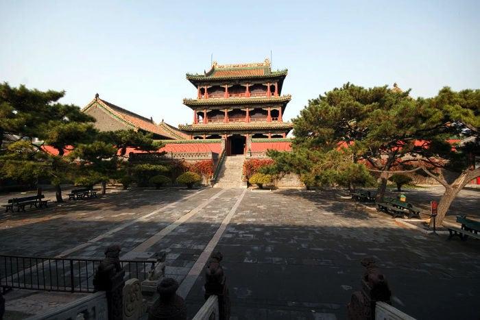 Viaggiare a Shenyang