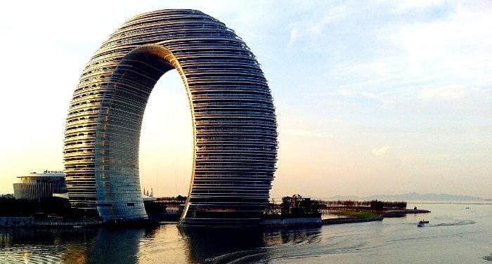 Hotel in Cina