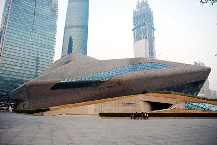 Teatro dell'Opera di Guangzhou
