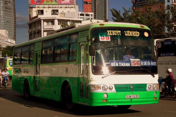 Trasporti di Saigon