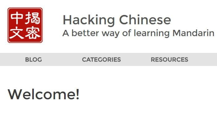 hacking chinese recensione