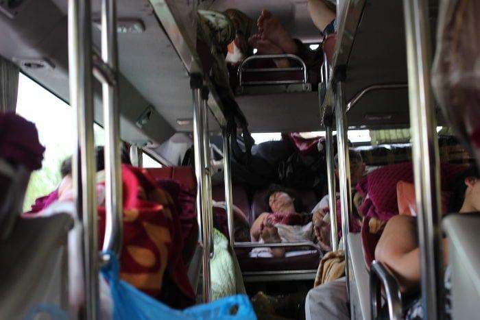 transporto in vietnam