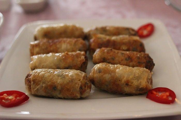 Mangiare a Hué-Vietnam