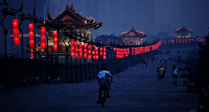 Viaggio a Xi'an
