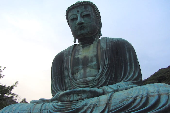Il Grande Buddha a Kotoku-in, Kamakura