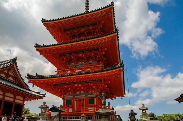 Tempio Kiyomizu Dera, Kyoto