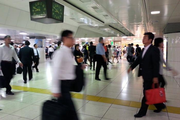 Stazione dello Shinkansen