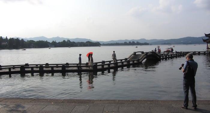 Il Lago dell'Ovest di Hangzhou