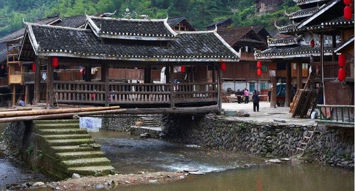 Viaggio a Zhaoxing