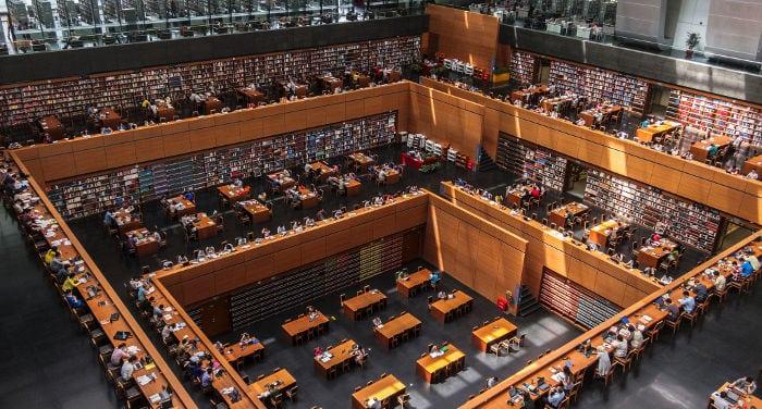 La Biblioteca Nazionale della Cina