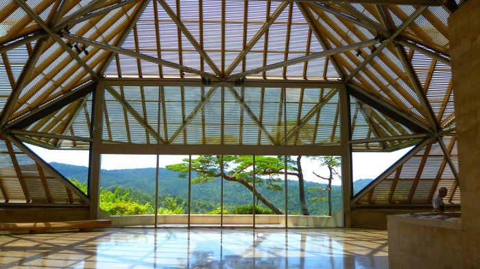 Miho Museum: Favole e realtà