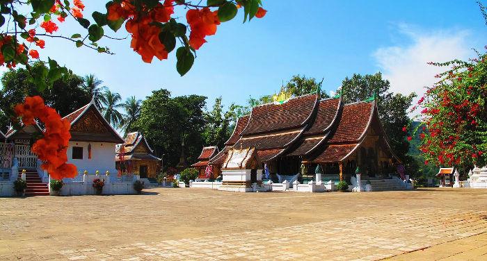 Viaggio a Luang Prabang