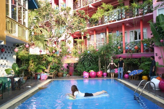 Hotel a Bangkok