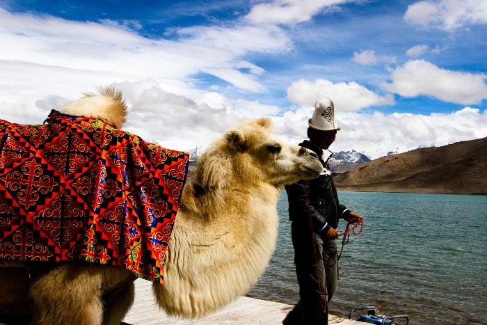 Lago Karakorum