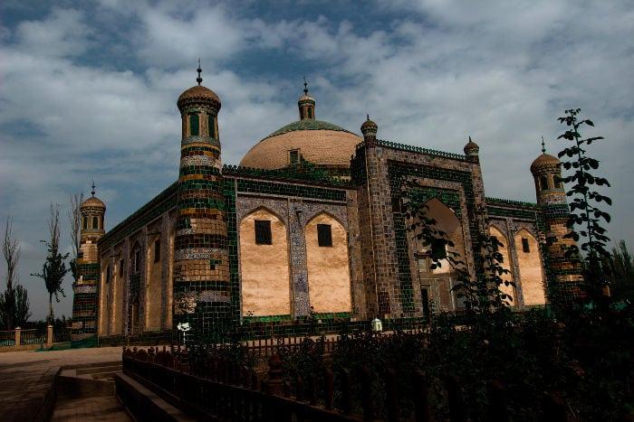 Tomba Kashgar