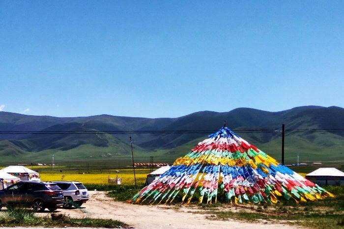 Viaggio a Qinghai