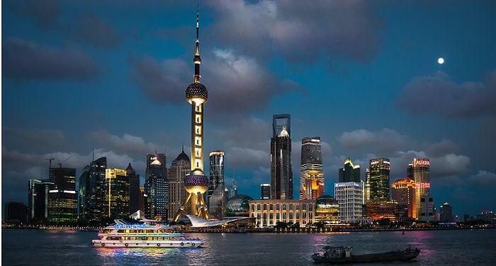 vivere a shanghai