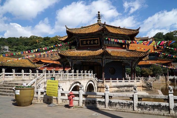 Kunming aggancio