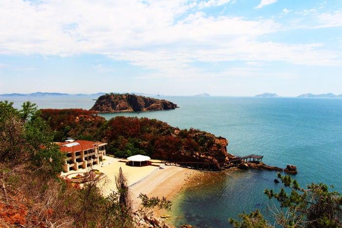 Spiaggia di Dalian