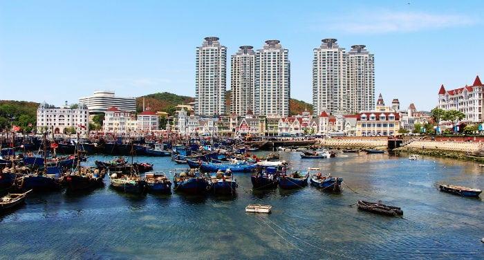 Viaggio a Dalian-Liaoning