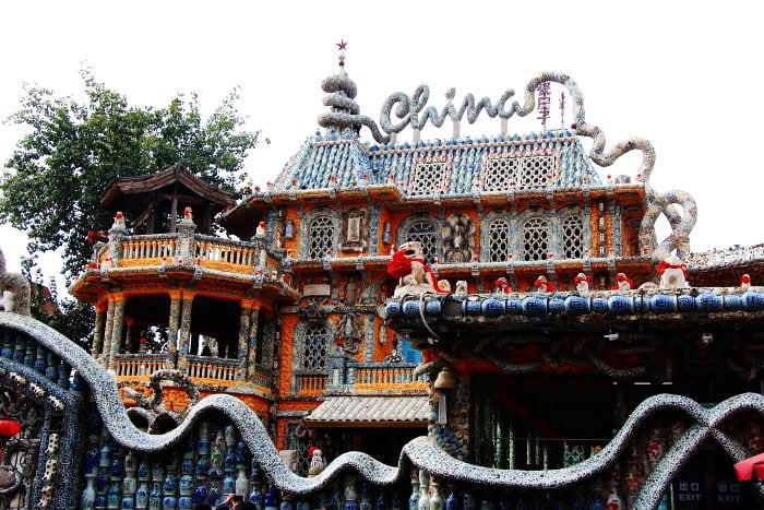 Casa di Porcellana a Tianjin