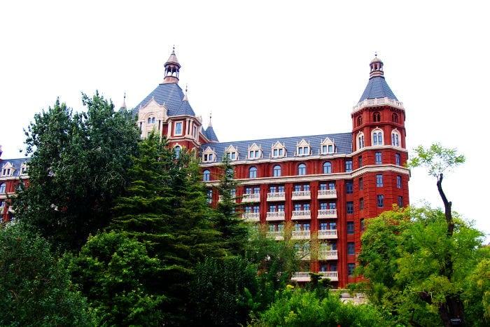 Hotel Ritz Carlton Tianjin