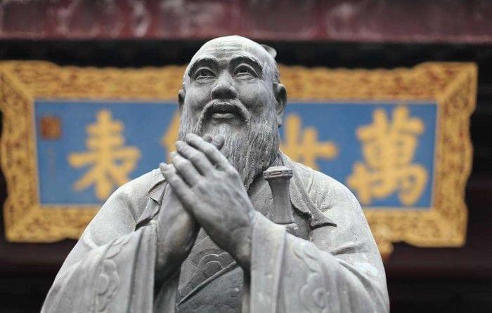 Statua di Confucio