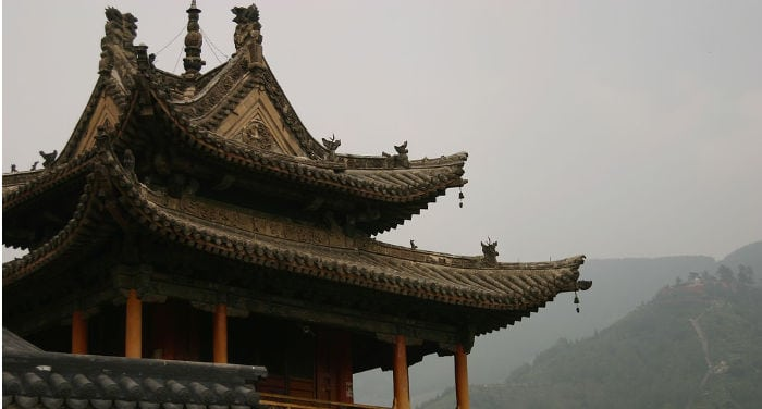 Viaggio a Wutaishan