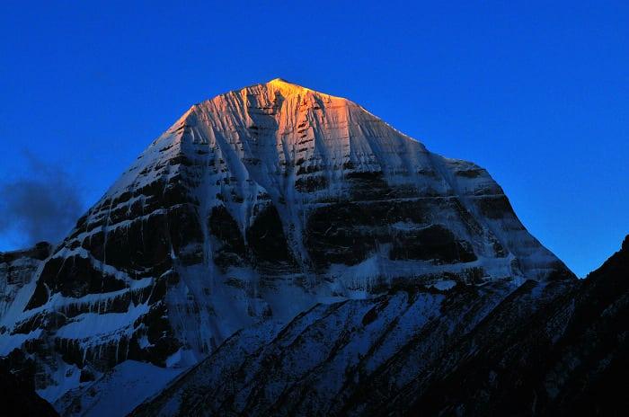 Foto del Monte Kailash