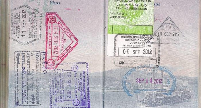 Come ottenere il visto per il Myanmar