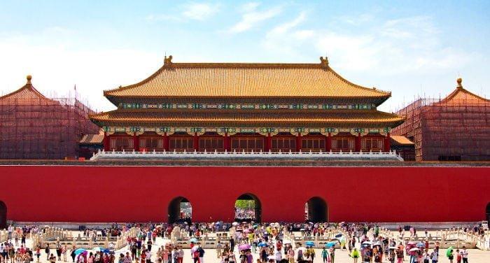 Il significato dei colori in Cina