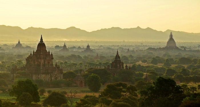 Viaggio a Bagan