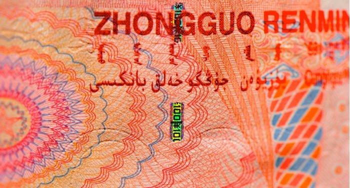 Inviare denaro in Cina