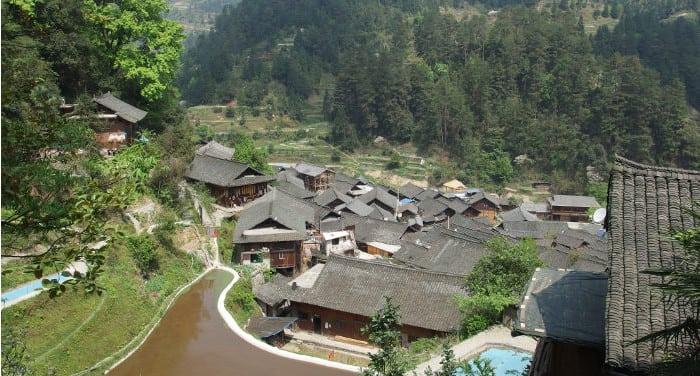 Viaggio in Guizhou