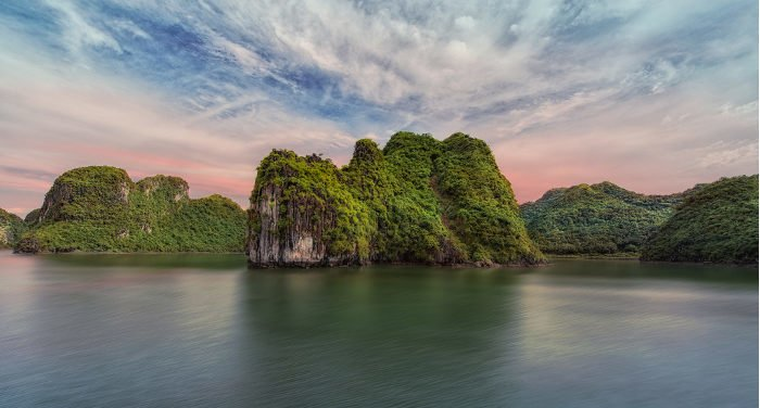 Viaggio ad Ha Long Bay