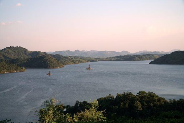 Lago Tianmuhu