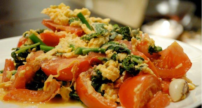Come mangiare vegetariano in Cina