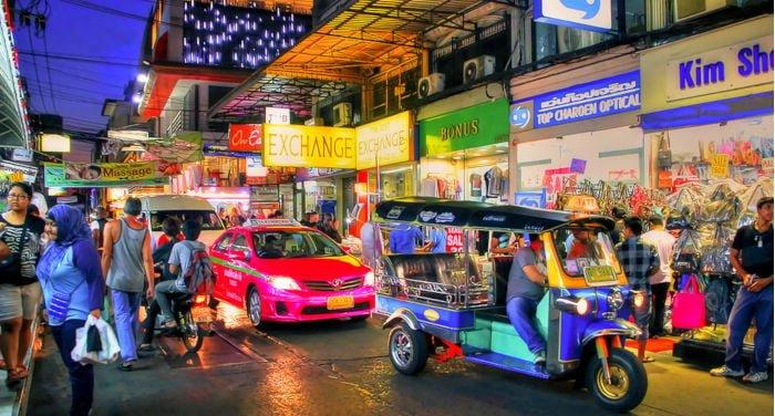 Le 8 truffe più famose in Thailandia