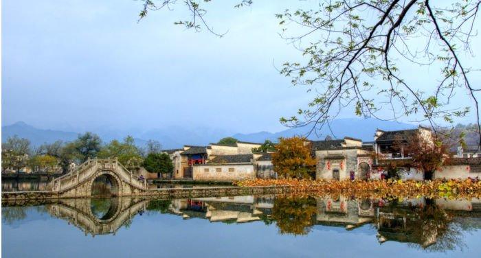 Viaggio nello Anhui