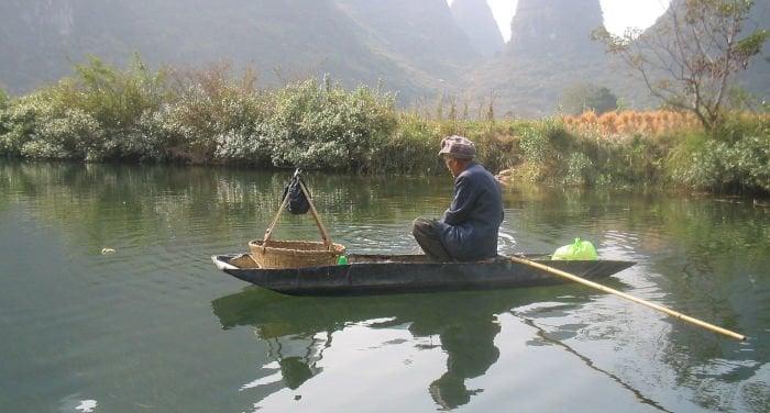 Viaggio nel Guangxi