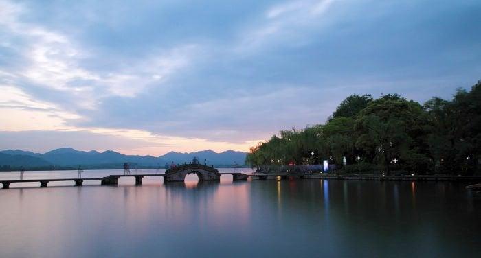 Viaggio nello Zhejiang