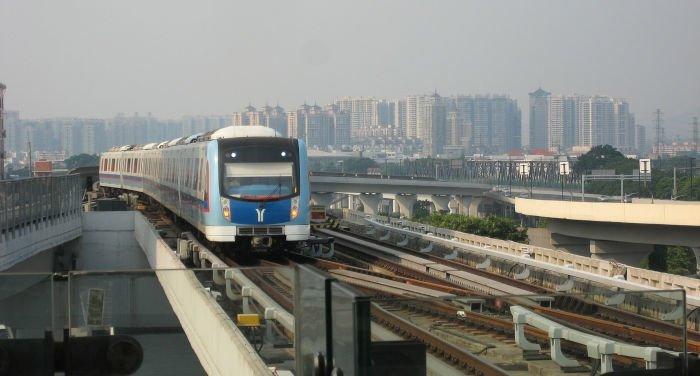 Come prendere la metropolitana in Cina