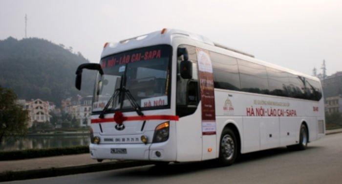 Viaggio in Vietnam in Autobus