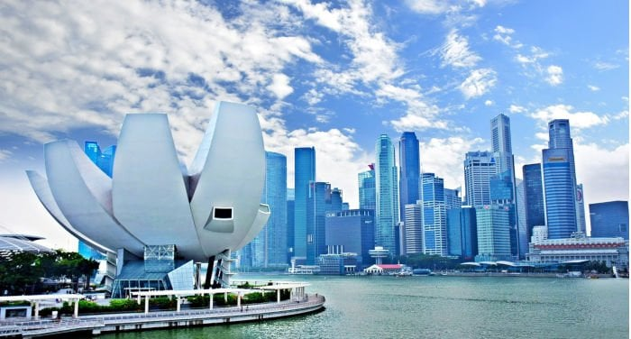 Visto per Singapore