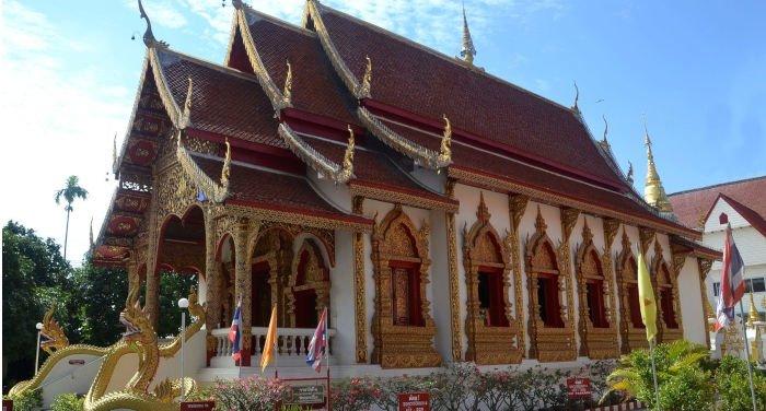 Studiare Thai a Chiangmai