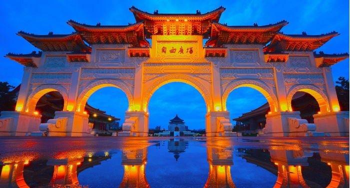 Tour per Taiwan