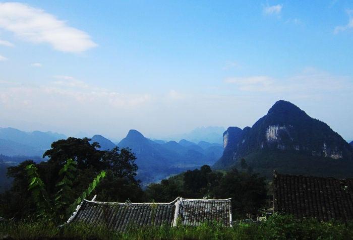 colline nangang